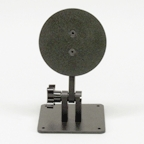 Single Gauge Pro Stand - Magnehelic Hole Pattern