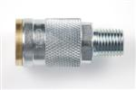 "Quick Disconnect Coupler - 1/4"" NPT Male"